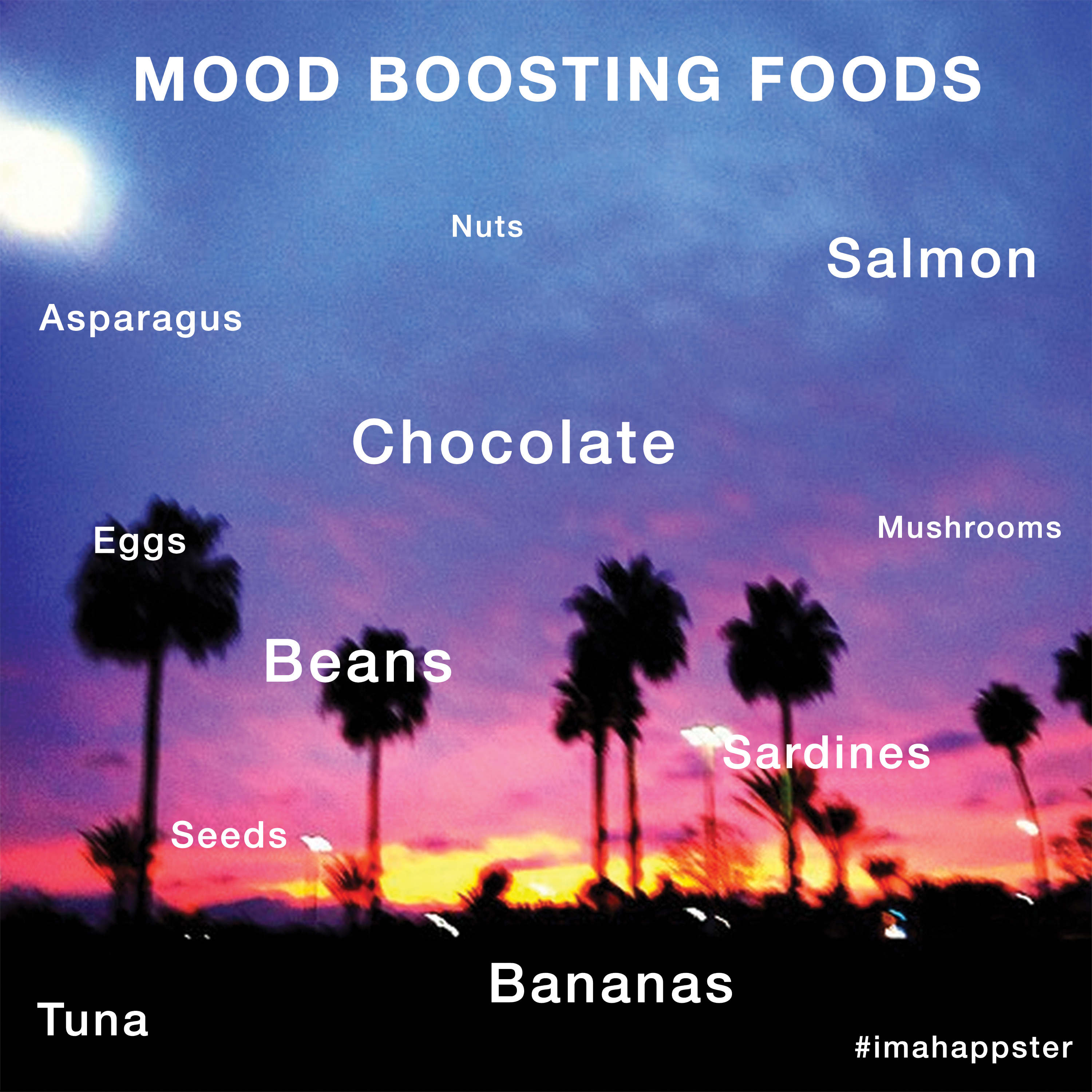 Top Foods That Make You Happy The Happsters