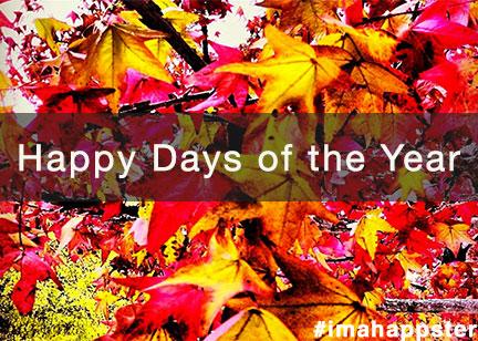 happy days, national days