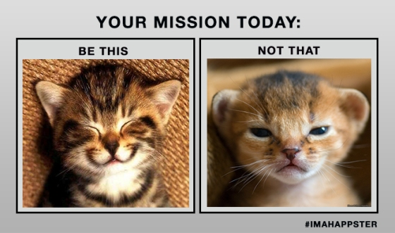 Your Mission Today