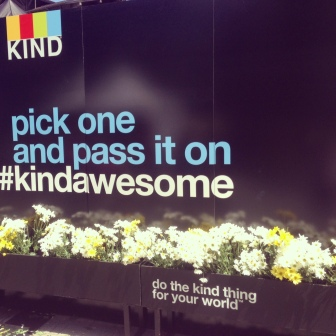 #kindawesome