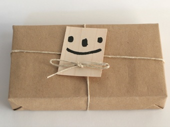 Happy Gift Wrap
