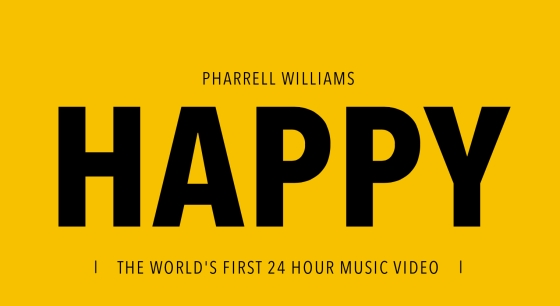 Happy - World's First 24 Hour Music Video