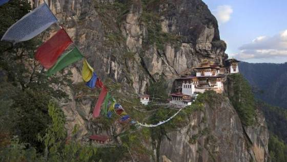 Bhutan- Happiest Place on Earth