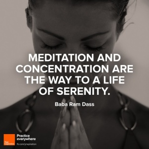 Morning Ritual - Meditate