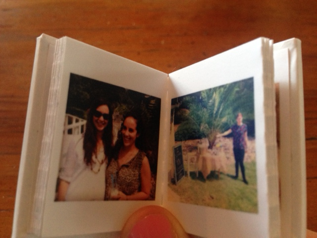 Tiny Photo Book