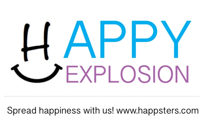 Happy Explosion Movement - Pay it Forward