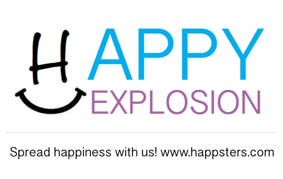 The Ultimate Random Acts of Kindness Movement - Happy Explosion