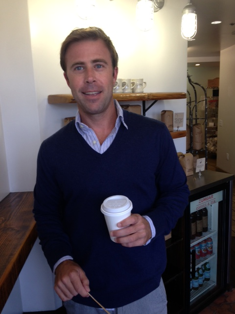Coffee Shop - Paying it forward