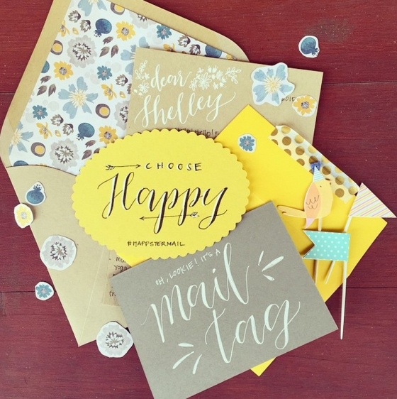HappsterMail via @squintpaperie