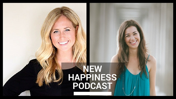 new happiness podcast